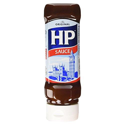 (HP Sauce Topdown 450g)