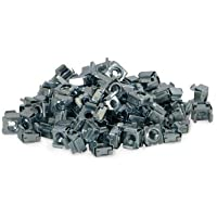 M6 Cage Nuts - 100 Pack