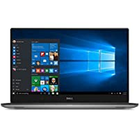 Dell XPS 15 - 9560 Intel Core i7-7700HQ X4 2.8GHz 16GB 1TB SSD 15.6, Silver (Certified Refurbished)