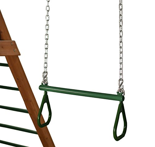 Gorilla Playsets Trapeze Rings Color