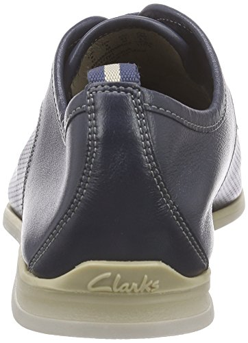 Clarks Frewick Gå - 261177017 Blå