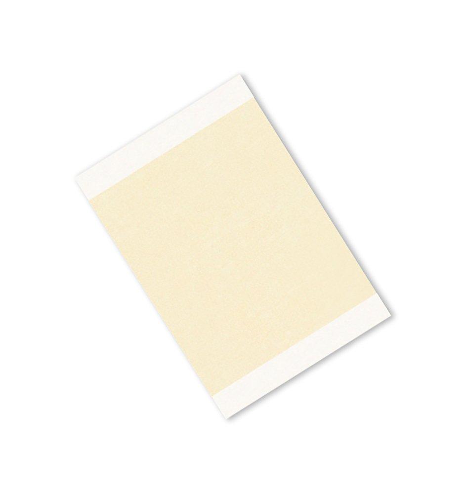 TapeCase TapeCase TapeCase 2380 - Cinta de carrocero de rendimiento de 3 m 2380, 1,5 x 1,25 pulgadas, rectangulares, papel crepé, color marrón (500 unidades) 04379e