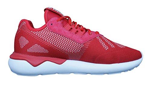 Tubular adidas Weave Uomo Scarpe Runner Corsa Rosso da 6dxgSdqwr