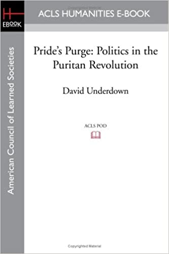 Pride's Purge: Politics in the Puritan Revolution