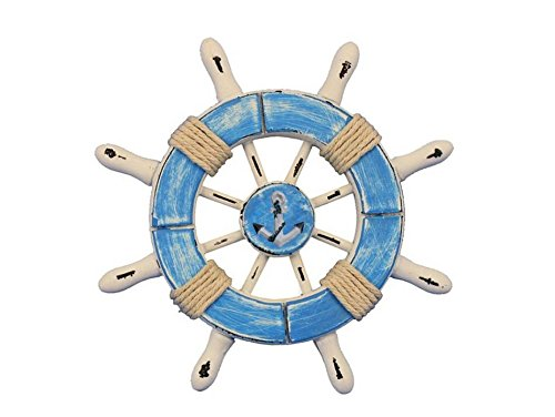 ship wheel light - 4