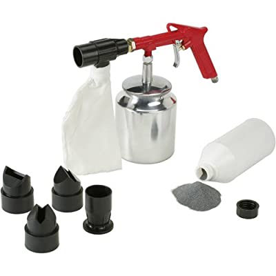 Grizzly H8118 Sandblasting Gun Kit