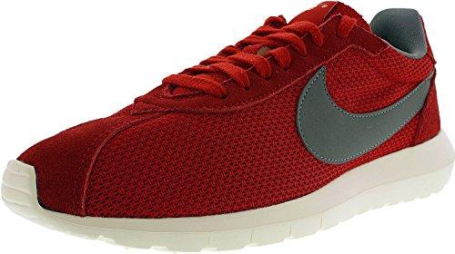 Sport Roshe Laufschuhe Grau LD Grau Talla Rot QS 1000 Nike Herren AqOxR58