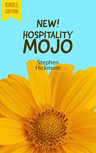 Hospitality Mojo: In a series of articles, Stephen Hickmore, tackles some sensitive subjects with a humorous jab at mad chefs and other hospitality industry characters (Jobs In The Hospitality And Catering Industry)