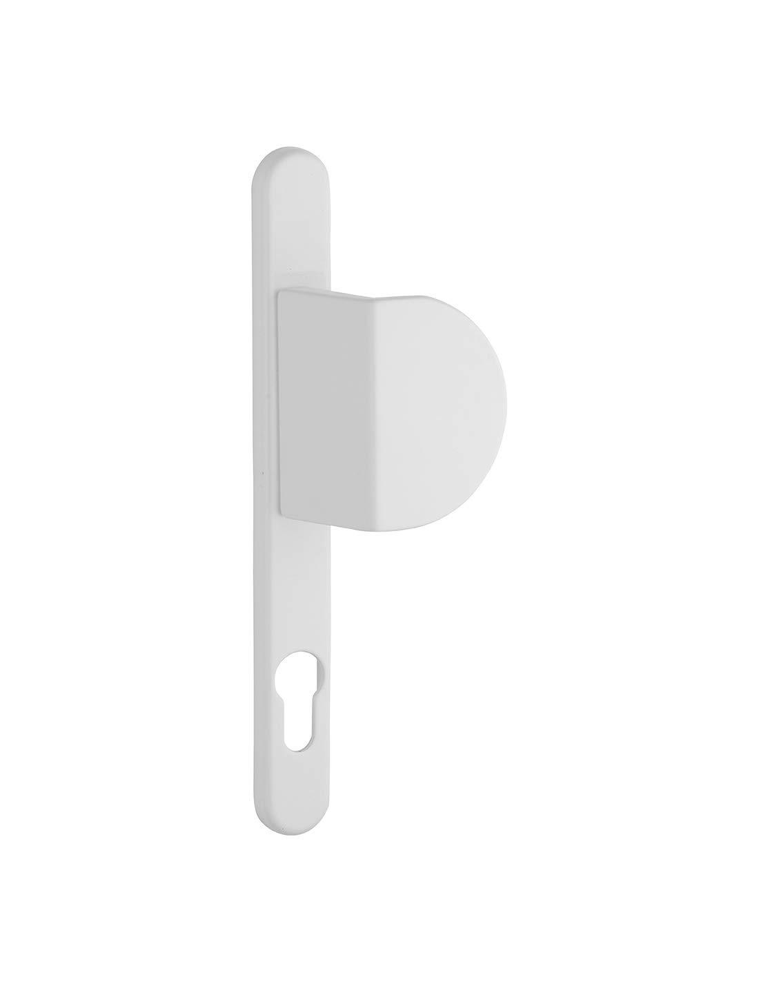 SULTANE 235x25 C8x92 trou de cylindre pali/ère blanc