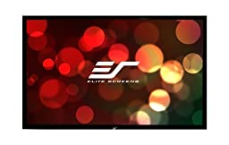 Elite Screens ezFrame Series, 120-inch 16:9, Rear Projection Fixed Frame Home Theater Projection Screen, Model: R120RH1