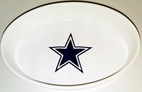 Dish Cowboy Soap (Northwest Dallas Cowboys Football Logo NFL Polymer Heavy Soap Dish)
