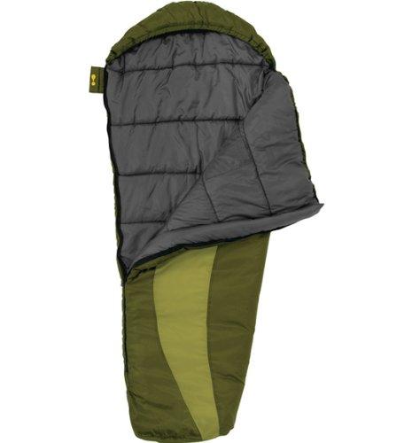 Eureka!  Kids Grasshopper 30-Degree Sleeping Bag, Outdoor Stuffs