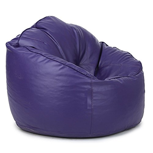 InkCraft Mudda Chair Purple XXXL Empty Cover  Without Beans