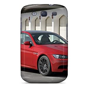 Red Bmw M3 Front Angle Case Compatible With Galaxy S3/ Hot Protection Case