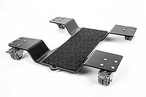 Plataforma para maniobrar la rueda de la moto RH-S 320, producto nuevo (