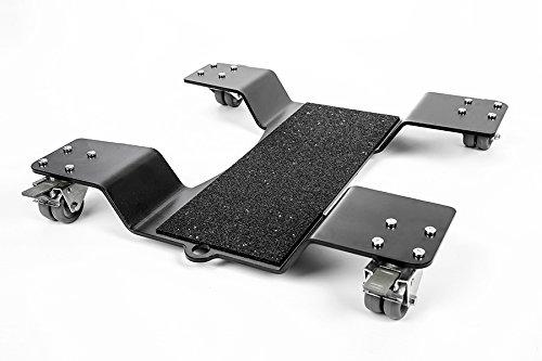 capacidad de carga: 320 kg producto nuevo Plataforma para maniobrar la rueda de la moto RH-S 320