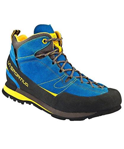 La Sportiva Hombre Boulder X MID GTX–Botas Azul
