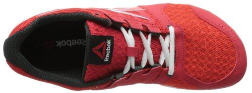 Reebok Mens One Trainer 1 Cross-Training Shoe China Red/Stadium Red/White/Gravel pOzTKnhIY