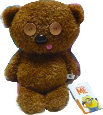 USJ 미니언즈(minions) 밥 너무 좋아 모후모후 곰의 봉제인형 팀 미니언즈(minions) 파크