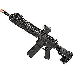 Evike CYMA Keymod-S M4 Airsoft AEG (Color Black/Polymer/Carbine Length)