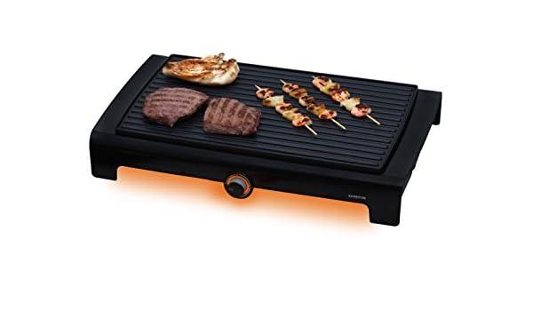 Plancha de cocina de barbacoa de Teppan Yaki eléctrico de ...