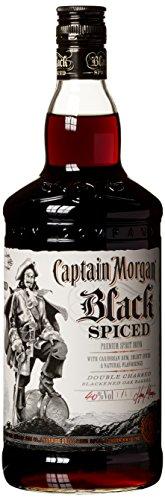 CaptainMorganBlackSpiced Rum (1x1l)