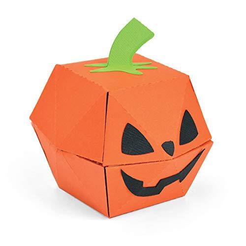 Sizzix A11282 Bigz L Die, Pumpkin, 3-D, Multicolor