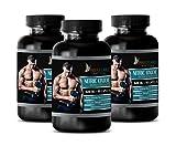 pre Workout Vitamins for Men - Nitric Oxide Extra Strength 3600 Mg - l-arginine libido - 3 Bottles 270 Caplets
