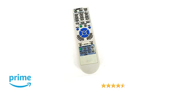 Remote Control for NEC M322X Projector with Laser Pointer