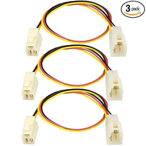 Amazon.com: WMYCONGCONG 3 Pack Car Motorcycle Pre Wired 6.3 ... on
