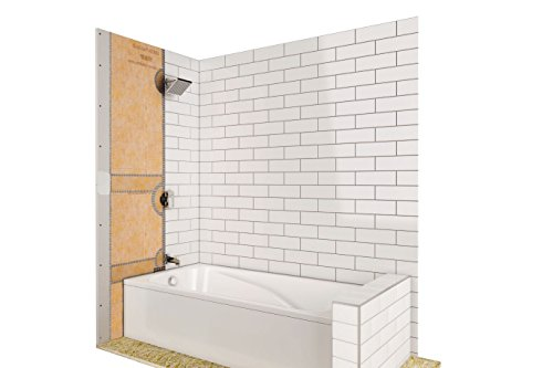Tub Insert - Schluter KERDI-TUBKIT Full Bathtub Waterproofing Kit
