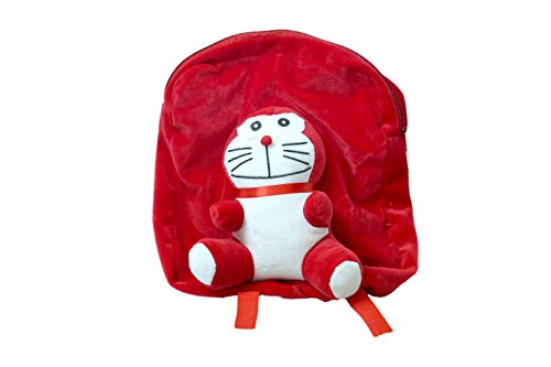 SANA Soft Toy Cartoon Character School Backpack Bag for Kids 36 cm