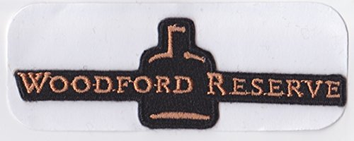 - Woodford Reserve Whiskey - Logo Patch
