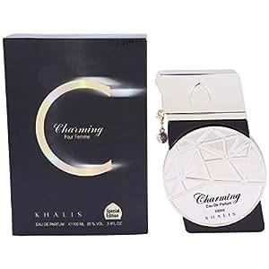 Charming by Khalis for Women - Eau de Parfum, 100 ml
