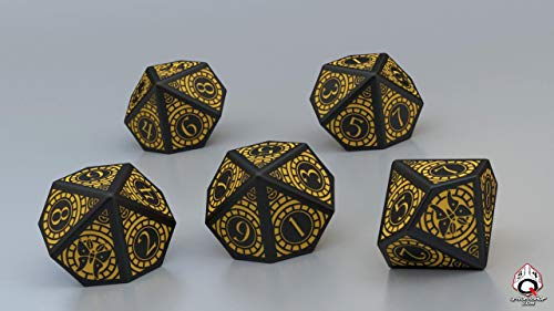 Changeling 20th Anniversary Dice Set (10)