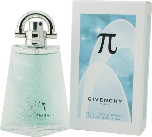 Pi Fraicheur By Givenchy For Men. Eau De Toilette Fraiche Spray 1.7 Oz. by Givenchy