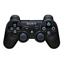 Dualshock 3 Wireless Controller Black - PlayStation 3 Standard Edition