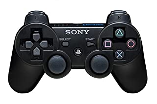 PlayStation 3 Dualshock 3 Wireless Controller (Black) by Artist Not Provided (B0015AARJI) | Amazon price tracker / tracking, Amazon price history charts, Amazon price watches, Amazon price drop alerts
