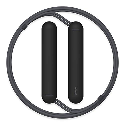 TANGRAM Smart Jump Rope Rookie (Black) ()