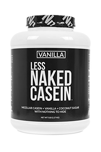 LESS NAKED CASEIN — Vani...