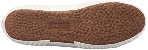 Lauren Ralph Vrouwen Lauren Jolie Fashion Sneaker Newport Marine Piquet Nylon