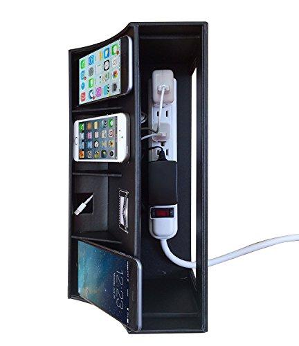 G U S 4 Port Usb Cell Phone Charging Station Universal