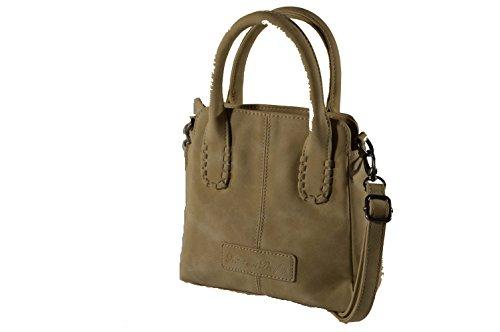 Fritzi aus Preußen Sanne New York Minibag Bolso de mano 21 cm linen