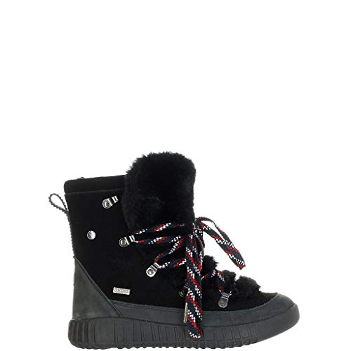 Boot Black Size 39 EU (8.5-9 M US Women) ()