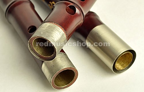 Professional Rosewood Xiao Flute, 8 Holes, 3 Sections (8 Holes G Key)