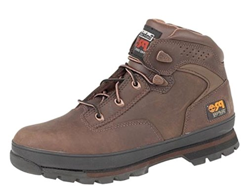 6201064 Lace Mens Boots Safety Timberland Hiker Brown up Work xCpWdq