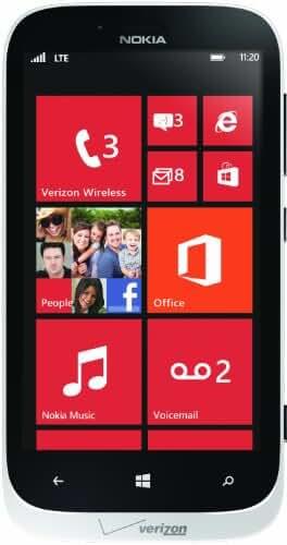 Nokia Lumia 822, White 16GB (Verizon Wireless)
