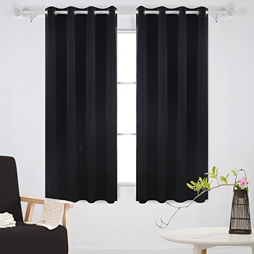 Bedroom Curtains black bedroom curtains : Black Curtains for Bedroom: Amazon.com
