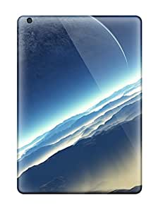 MMZ DIY PHONE CASE[XVTlXbF2698EdJHT] - New Planet Space Protective Ipad Air Classic Hardshell Case