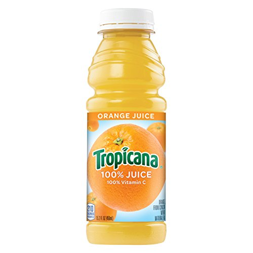 Tropicana Orange Juice, 15.2 Ounce, 12 Bottles